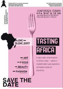 Tasting Africa: arte, moda, cibo e make up in stile afroitaliano a Palermo in una rassegna di incontri, manifestazioni e confronti