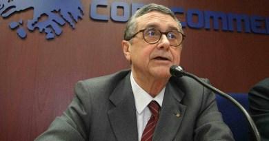 Condanna ridotta per l'ex presidente della Camera di Commerciononché ex vice presidente della Gesap, Roberto Helg, accusato di estorsione e concussione