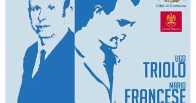 A Palermo e a Corleone tre appuntamenti per ricordare Ugo Triolo e Mario Francese
