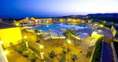 La Guardia di finanza di Gela ha posto sotto sequestro il Sikania Resort, struttura turistica a Marina di Butera, in provincia di Caltanissetta
