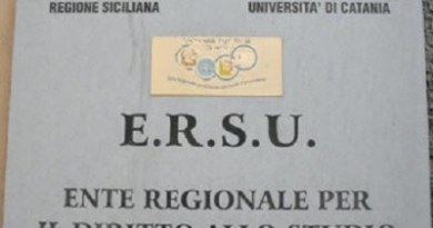 Ersu, occupato da studenti universitari l'ex Hotel Costa di Catania