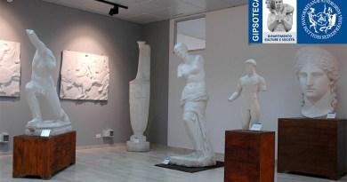 Gipsoteca Dipartimento Culture e Società Università degli studi di Palermo - viale delle Scienze, Città Universitaria