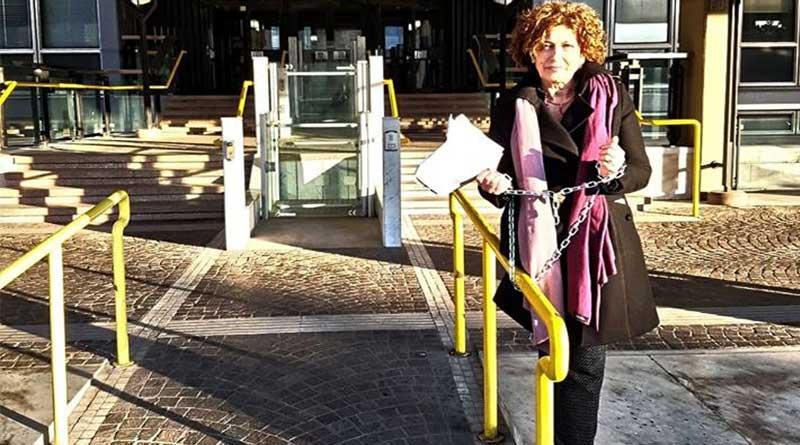 """Tancredi del M5S: """"La Ippolito si incatena a Roma a favore di selfie per inadempienze del suo assessorato"""""""