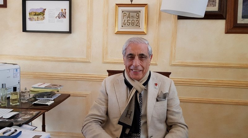 I sogni dell'imprenditore Tommaso Dragotto per la città di Palermo: la rambla e la pedonalizzazione della borgata marinara di Mondello