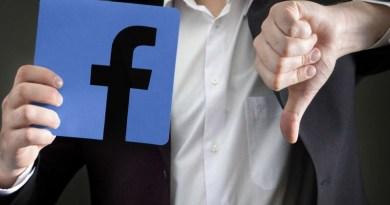 """Sperimentato da Facebook un tasto simile al """"Non mi piace"""""""