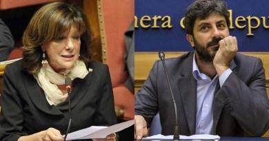 Maria Elisabetta Alberti Casellati e Roberto Fico sono stati eletti rispettivamente presidenti del Senato e della Camera. Regge l'accordo tra M5S e Centrodestra