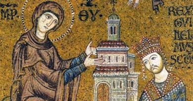 Mosaici Duomo di Monreale