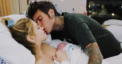 Benvenuto Leone, è nato il figlio di Chiara Ferragni e Fedez