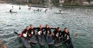 Canoa polo, gli atleti del Circolo Nautico Palermo sarannoimpegnati a Roma da domani per la Coppa Italia con la squadra femminile Senior e il team maschile U18