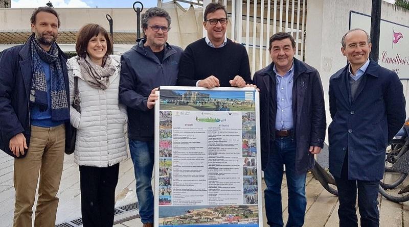 """Più di 40 gli eventi e attività, che si svolgeranno da aprile a ottobre al Parco della Salute """"Livia Morello"""" al Foro Italico di Palermo"""