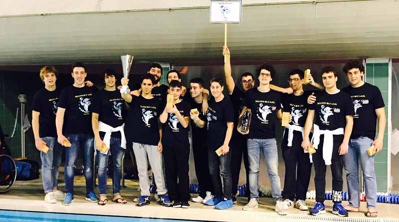 Positivo esordio nel mondo della pallanuoto per disabili dei Delfini Blu Palermoa Piacenza al primo torneo nazionale Pallanuoto per tutti
