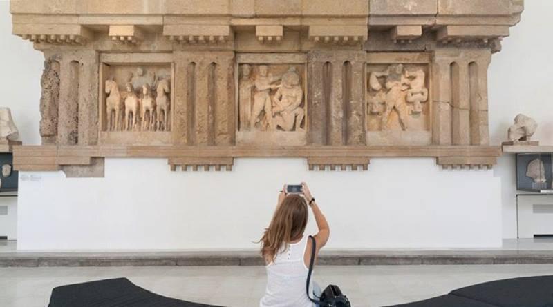 Palermo, al Museo Salinas due giorni di visita guidata alla scoperta della nuova agorà