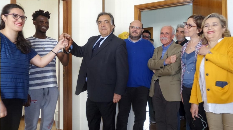 """A Palermo inaugurata la """"Casa Apriti Cuore"""" per aiutare i più giovani"""