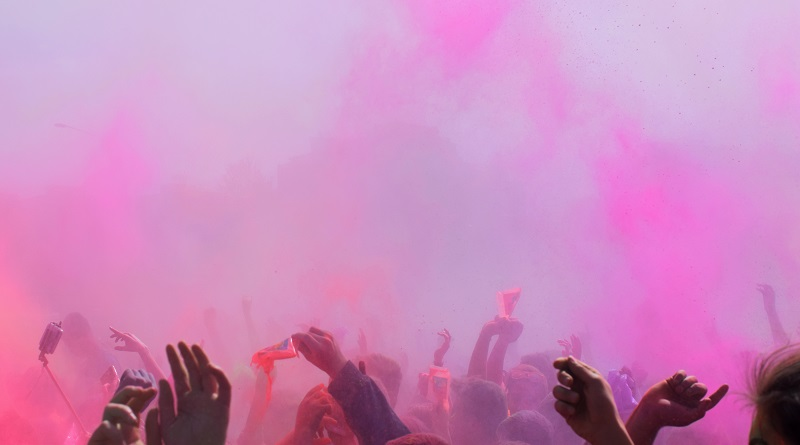 Color Party 2018 Palermo, foto e video della Festa di Primavera al Parco Uditore