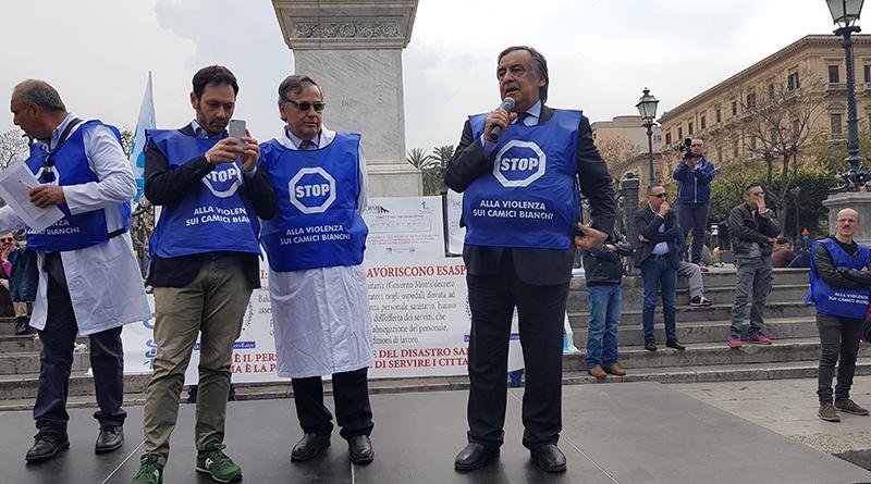 Salvatore Amato Leoluca Orlando