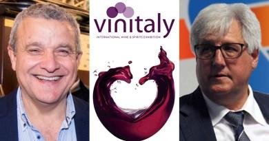 Dino Taschetta, presidente cantina Colomba Bianca e Michele Cappadona, presidente Agci Sicilia