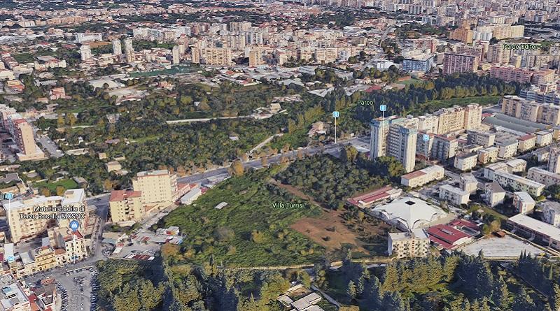 Il consigliere comunale del M5s di Palermo Giulia Argiroffi, lancia l'allarme sul caso di villa Turrisi dopo l'ispezione che ha rilevato difformità in un'area destinata a Verde Pubblico