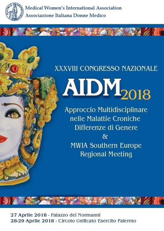 in occasione del XXXVIII Congresso Nazionale dell'Associazione Italiana Donne Medico