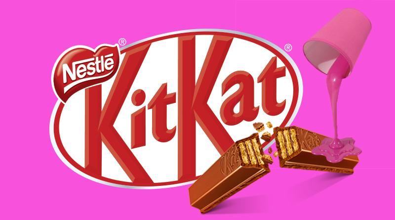 Arriva in Europa Kit Kat Ruby al cioccolato rosa