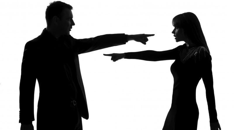 """Litigare """"L'amore non è bello se non è litigarello"""" e fa anche bene perché litigare con la propria moglie potrebbe, effettivamente, migliorare la salute dei mariti"""