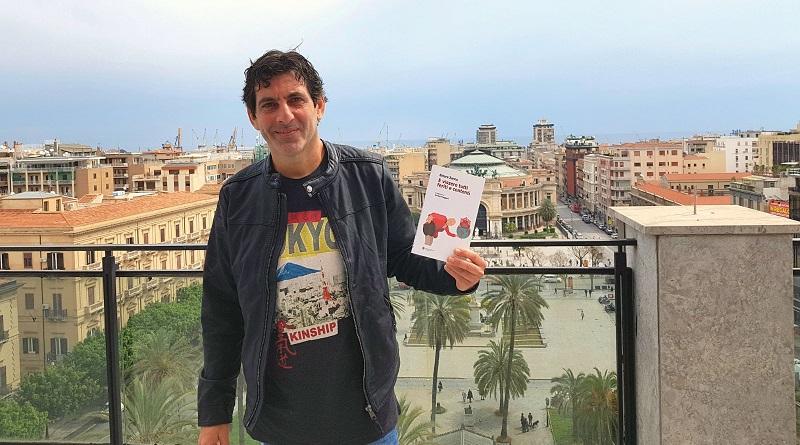 """Ettore Zanca, in tour in Sicilia per presentare """"E vissero tutti feriti e contenti"""", racconta come sono nate le dodici storie che compongono il suo libro"""