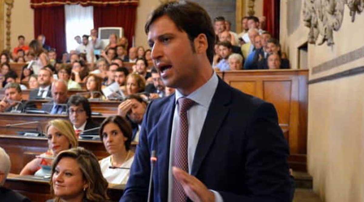 """Ferrandelli: """"Peccato, potevo essere sindaco..."""""""