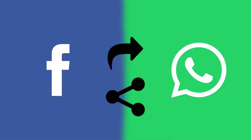 Facebook, presto la condivisione diretta dei post su WhatsApp