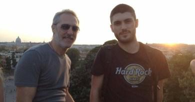 Piero Vincent Mazzarella, figlio dell'attore Marcello Mazzarella, di Erice, arrestato in Giappone per aver investito un'anziana con la bicicletta