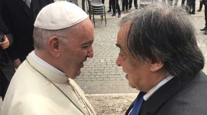 """Papa Francesco a Palermo, Orlando: """"Grande onore"""". E lancia la proposta: """"Padre Puglisi copatrono della città"""""""