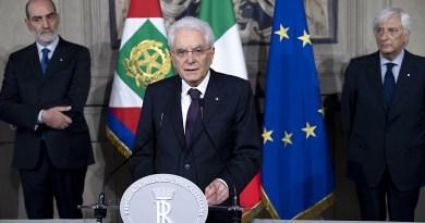 Sergio Mattarella 27 maggio 2018