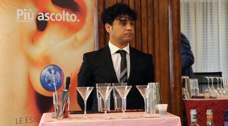 Luigi Mendola, barman