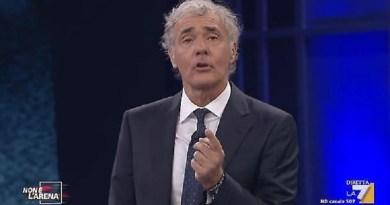 Massimo Giletti Rosario Crocetta L'Arena