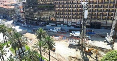Piazza Castelnuovo, il cuore sventrato di Palermo