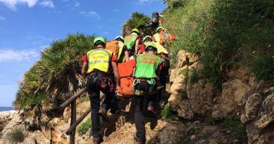 Zingaro, ferito un turista francese: trasferito al Civico di Palermo