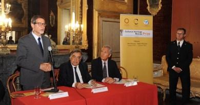 Musumeci Cultural heritage rescue Prize