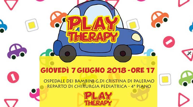 Play therapy, all'Ospedale dei Bambini al via progetto per ridurre paura e stress nei piccoli pazienti