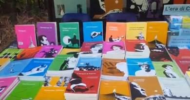 Record e applausi per la Marina di Libri firmata da Melati