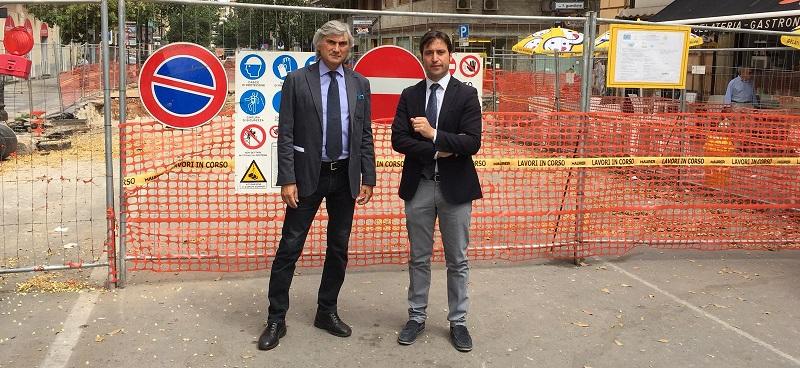 Fabrizio Ferrandelli, Cesare Mattaliano