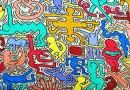 """""""Party of Life"""" a Palermo, dal 29 giugno al 16 settembre Keith Haring in mostra a Villa Zito"""