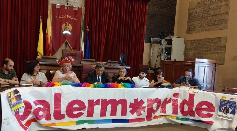 Presentato il Palermo Pride 2018: ecco il programma