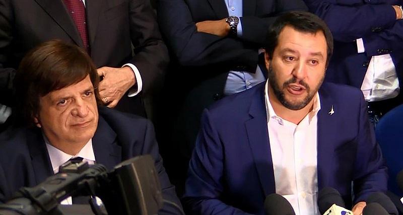 Rizzotto polemica Orlando Salvini