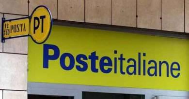 Palermo, rapina all'ufficio postale di Boccadifalco