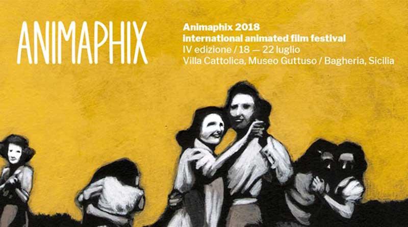 Animaphix, il cinema d'animazione autoriale di scena a Bagheria dal 18 al 22 luglio