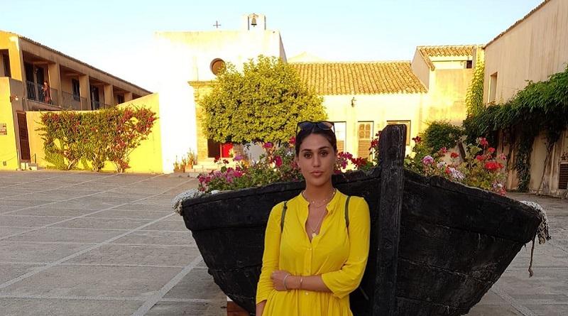 Cecilia Rodriguez Sicilia Tonnara di Bonagia