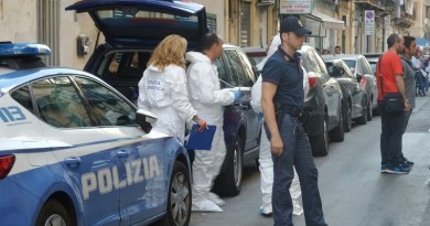 Palermo, anziana trovata morta in casa: interviene la Polizia Scientifica