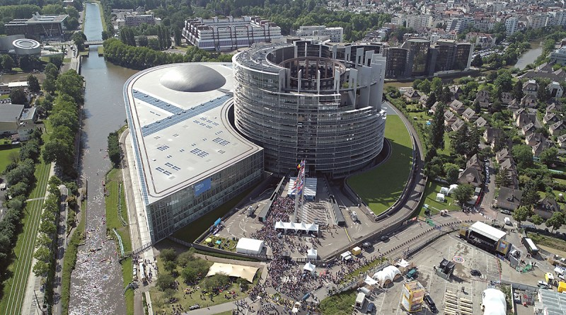 Parlamento Europeo - Strasburgo, Francia