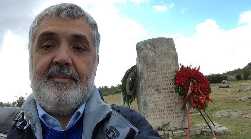 Rino Cascio, giornalista