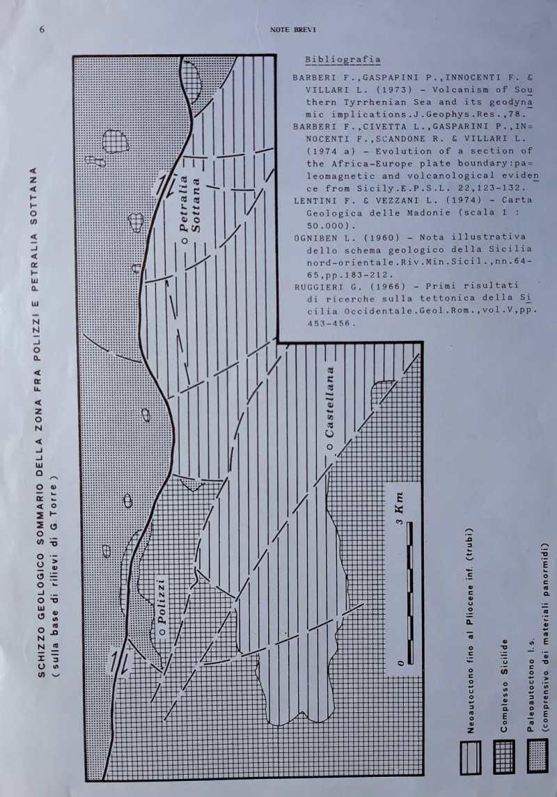 terremoto Madonie