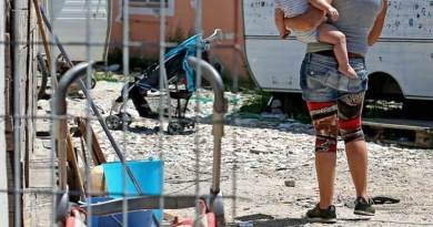 """Palermo, sequestrato il campo normadi della Favorita: """"Pericoloso per chi ci abita"""""""