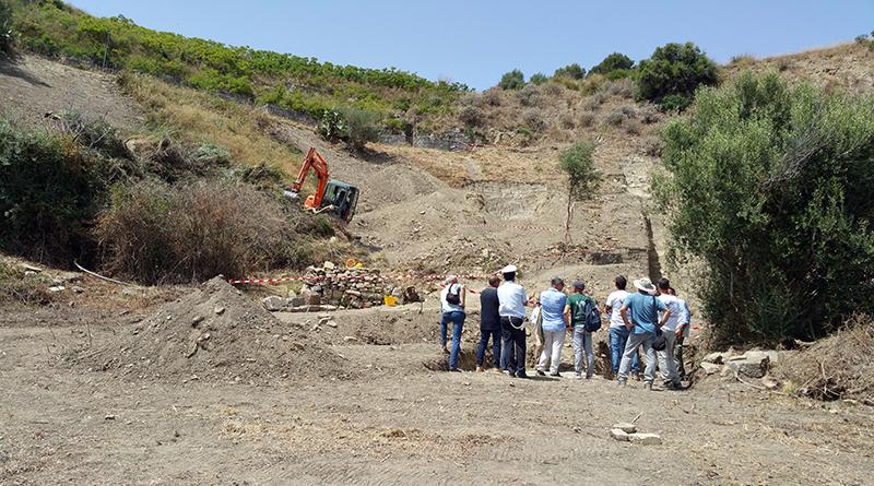 scavi di Halaesa - 2018
